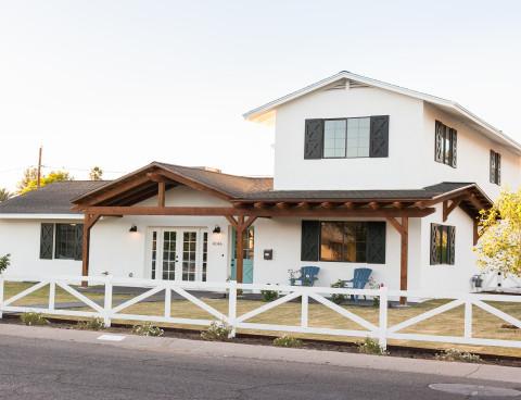 Glenrosa Residence