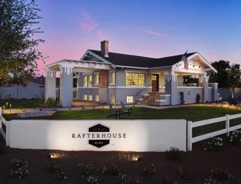 Rafterhouse Bungalow Office