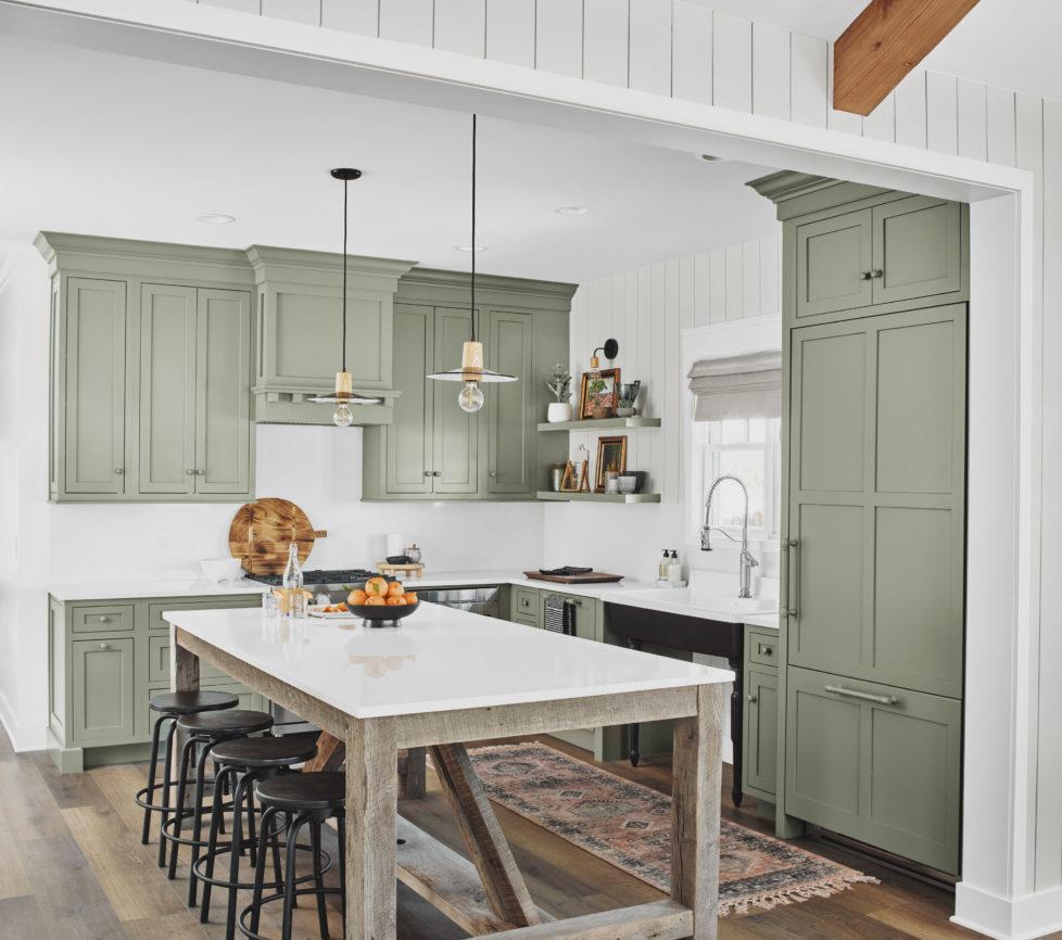 RR-Early Avery Rafterhouse kitchen two