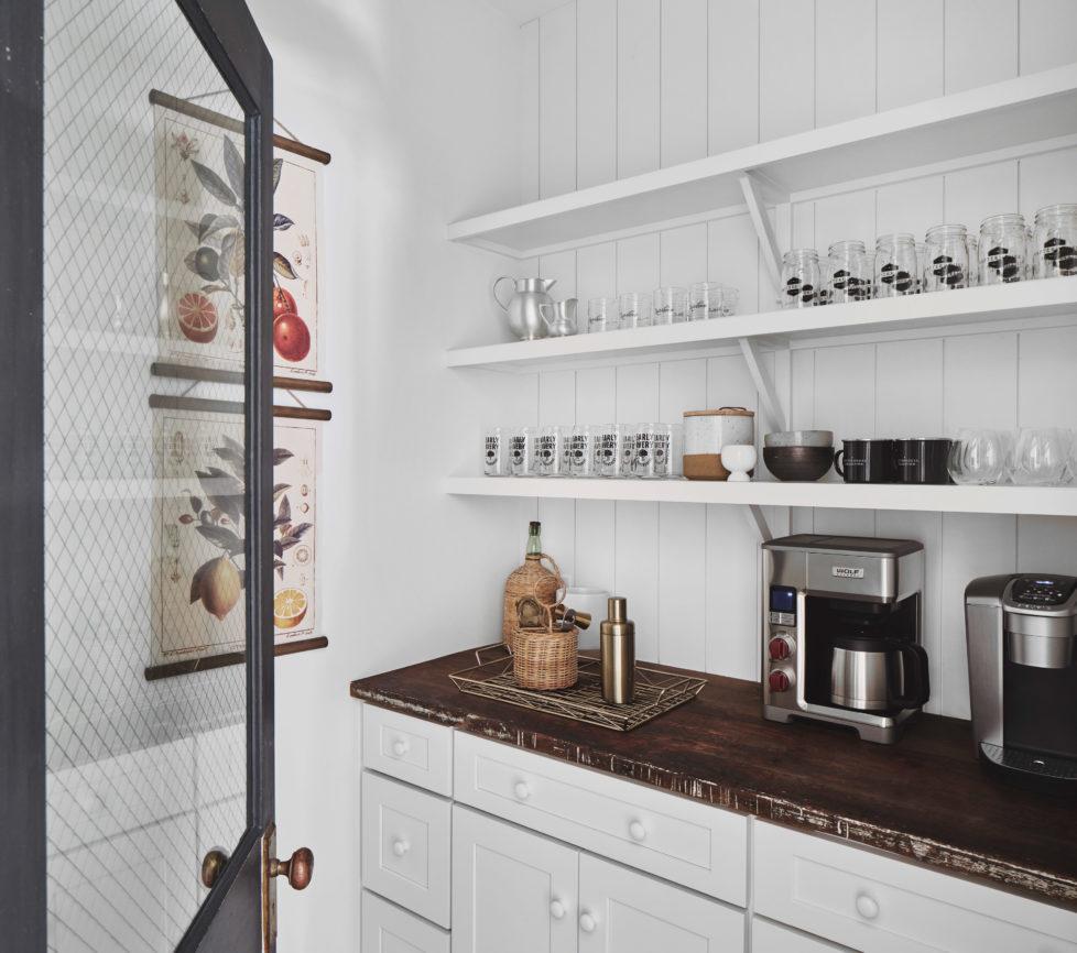 RR-Early Avery Rafterhouse pantry